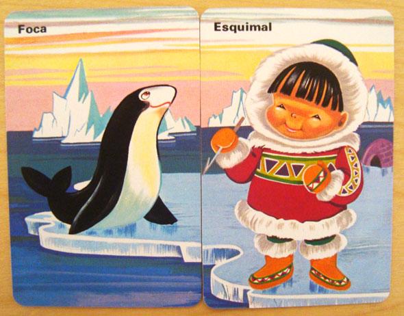 Esquimal foca Parejas del Mundo