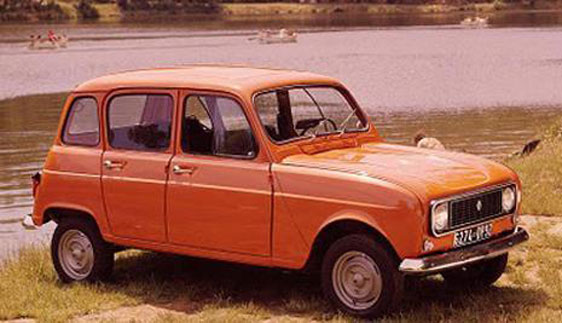 20 coches míticos de los 70 y 80 01-R4