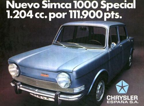 20 coches míticos de los 70 y 80 02-Simca-1000