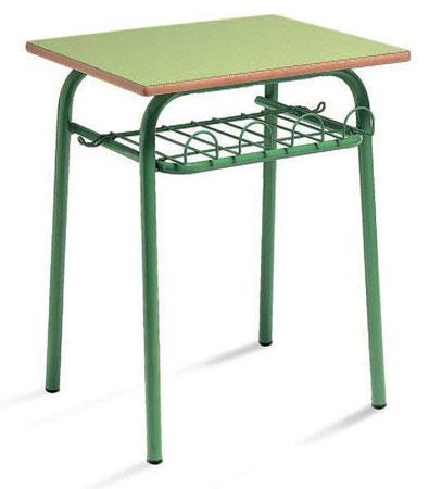 Mesas de colegio