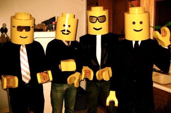 Disfraz-Lego