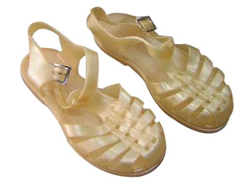 Xuxa Sandalias Aquellas sandalias de gomaXuxandalias