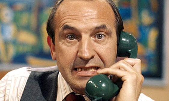 Tributo a las series retro Reginald-Perrin
