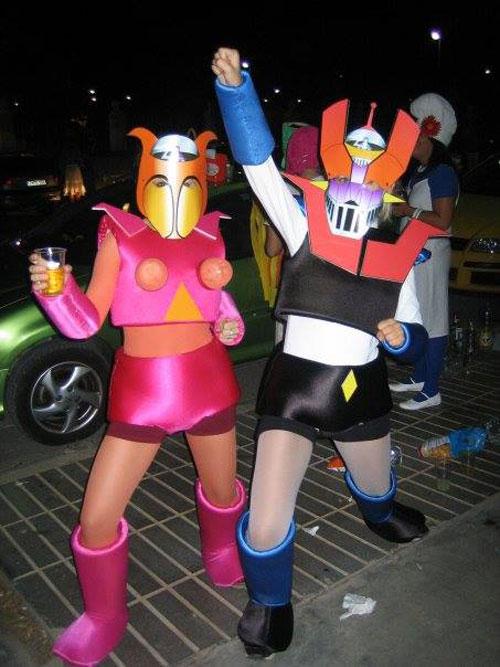 Yo fui a egb tag archive disfraz original carnaval - Disfraces carnaval original ...
