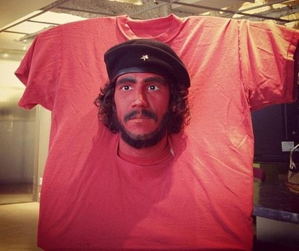 camiseta-che-disfraz