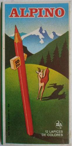 Otro hilo de cuadernos de colores Alpino
